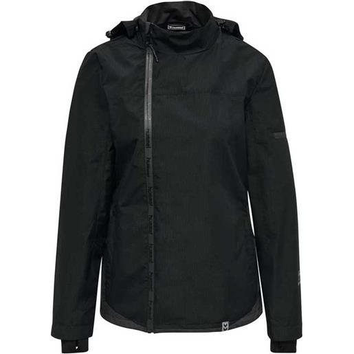 Hummel giacca north xs black / asphalt