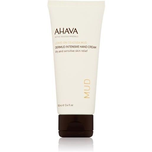 Ahava - deadsea mud - dermud intensive hand cream 100 ml