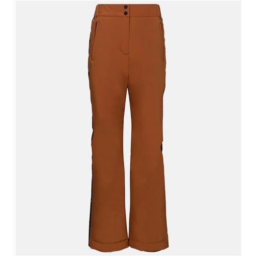 FENDI pantaloni da sci