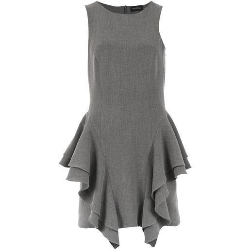 Olympiah vestito senza maniche chipre - grigio