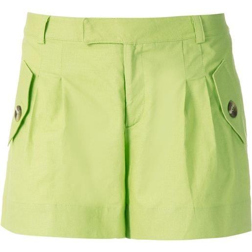 Olympiah shorts bryone - verde citrico