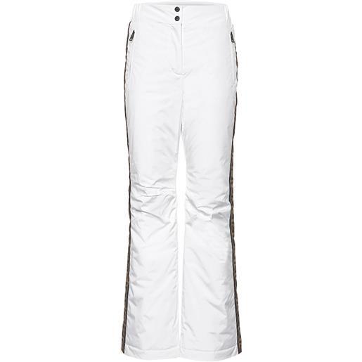 FENDI pantaloni da sci fendirama