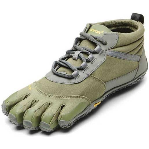 Vibram Fivefingers scarpe trekking v-trek insulated eu 36 military / grey