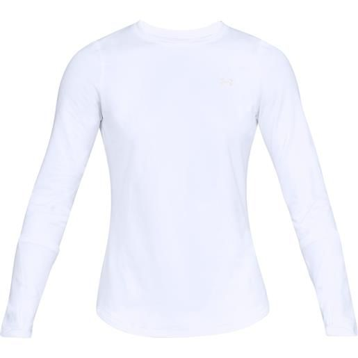 UNDER ARMOUR maglia manica lunga cold. Gear® armour fitted donna
