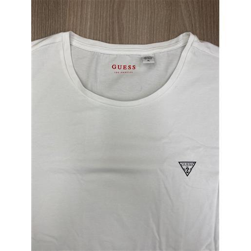 Guess t-shirt m/m girocollo guess art. U97g02jr003