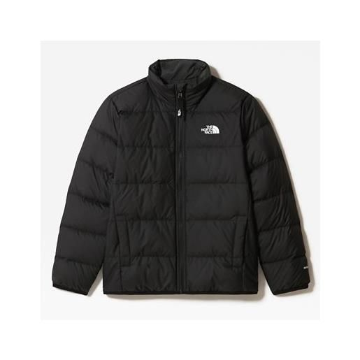 TheNorthFace the north face giacca double-face bambini andes tnf black taglia l donna
