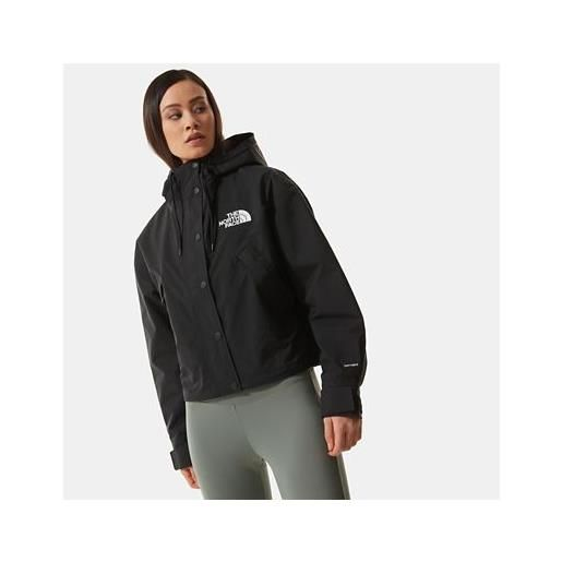 TheNorthFace the north face giacca donna reign on tnf black taglia l donna