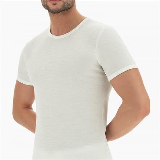 Cagi t-shirt uomo lana e cotone tandem 5330 cagi