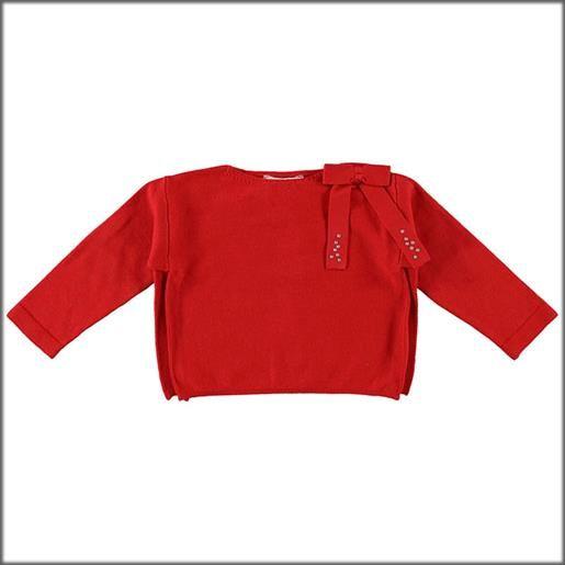 DODIPETTO maglioncino di cotone girocollo 5w219 bambina DODIPETTO