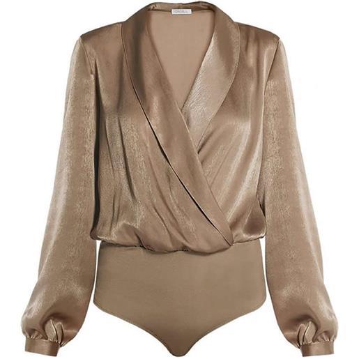 Oroblu body shirt mila' linea elegance donna oroblu