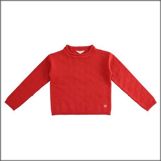 DODIPETTO maglione girocollo 5k227 bambina DODIPETTO