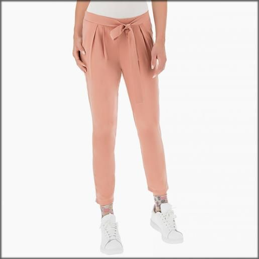 Oroblu pantalone lungo da donna calla con cintura in vita oroblu