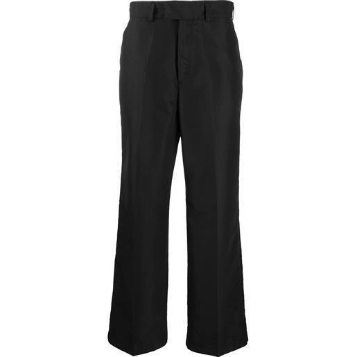 Our Legacy pantaloni dritti - nero