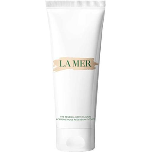 """LA MER olio corpo """"the renewal body oil balm"""" 200ml"""