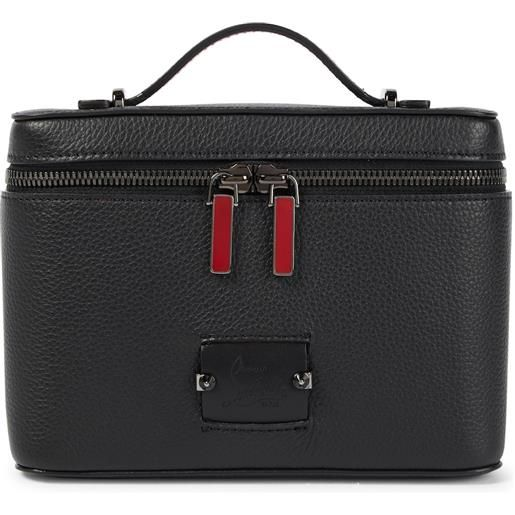 Christian Louboutin borsa kypipouch small in pelle