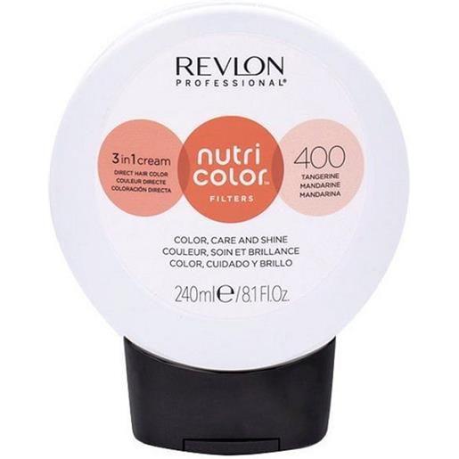 Revlon professional nutri color filters 400 - mandarino 240 ml / 8.10 fl. Oz