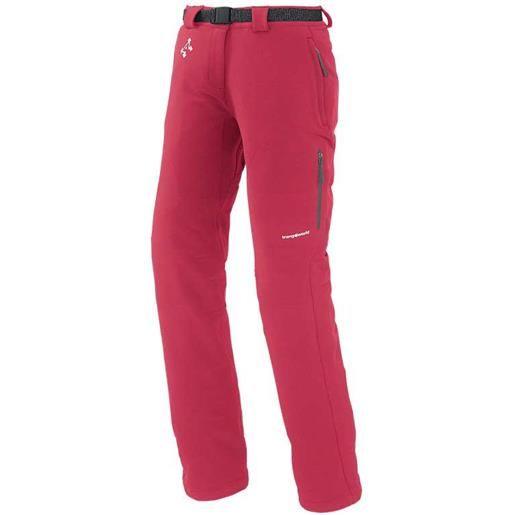 Trangoworld pantaloni myan regular xl barberry
