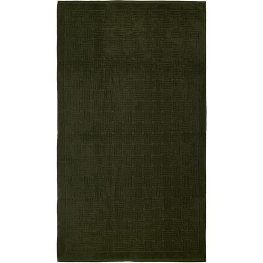 BOTTEGA VENETA telo mare in cotone stampato