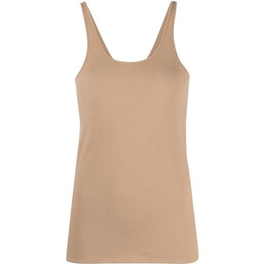 Lemaire top - marrone