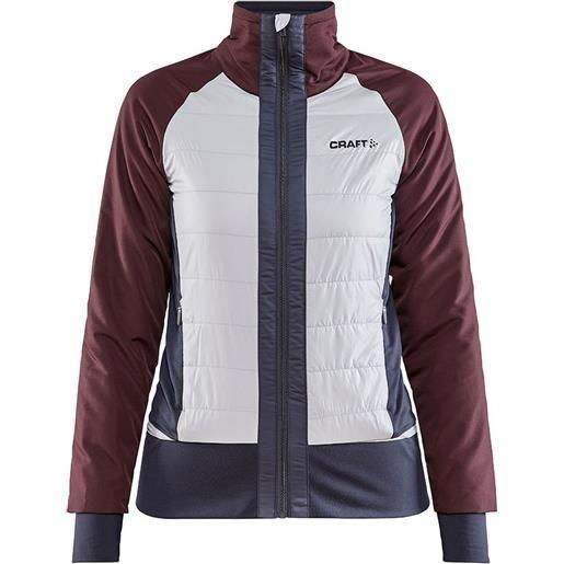 Craft giacca adv storm insulate m peak / asphalt