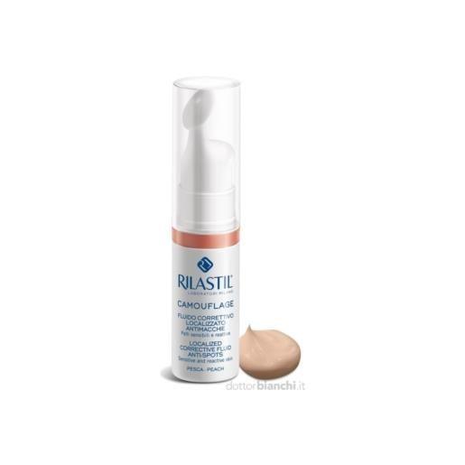 Rilastil Make up rilastil make-up linea camouflage fluido correttivo localizzato occhiaie pesca