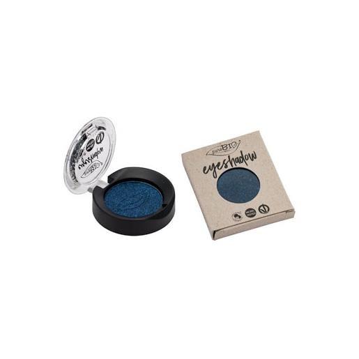 PuroBio mami purobio ombretto compatto blu shimmer pack 07