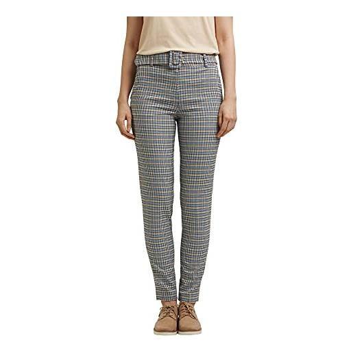 ESPRIT Collection 011eo1b313 pantaloni, 435/blu pastello, 38 donna