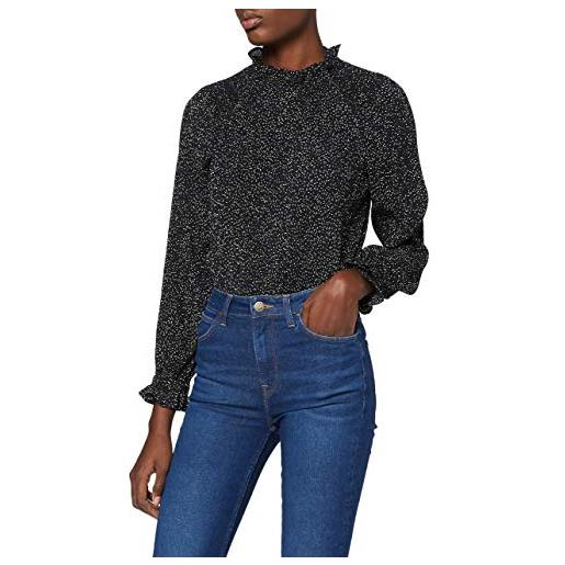 Levi's lilith ls blouse camicia, sprinkles caviar, xs donna
