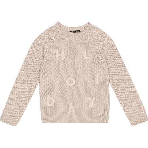 Loro Piana Kids pullover in cashmere