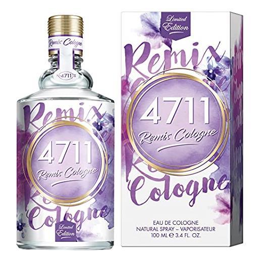 4711 remix cologne lavender edc vapo 100 ml