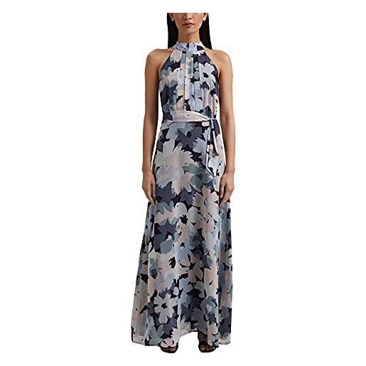 ESPRIT Collection 021eo1e315 vestito, 404/navy 5, 42 donna