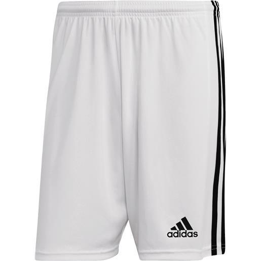 Adidas squadra 21 short pantaloncino sportivo adulto