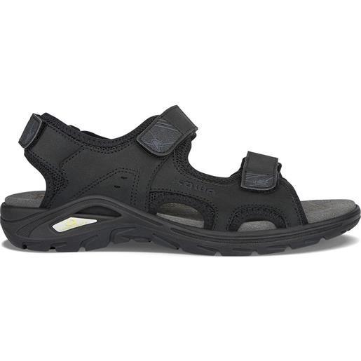 Lowa sandali urbano eu 43 1/2 black / black