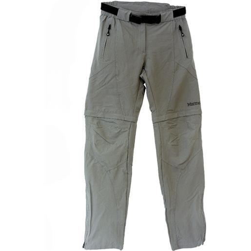 Marmot w's stretch convertible pant pantalone donna