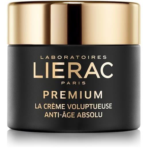 LIERAC (LABORATOIRE NATIVE IT) premium la creme voluptueuse 50 ml
