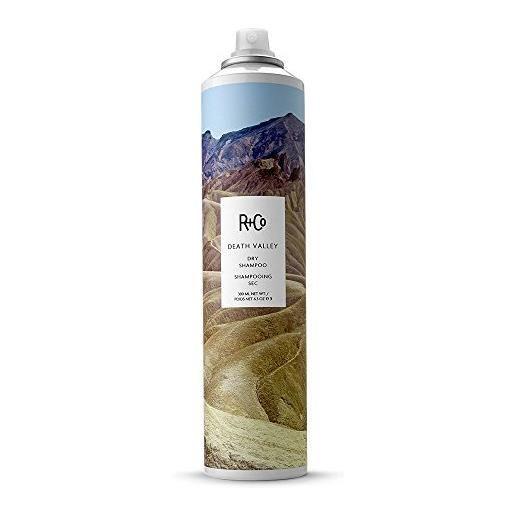 R2 r+co death valley dry shampoo 6.3 oz. By R2