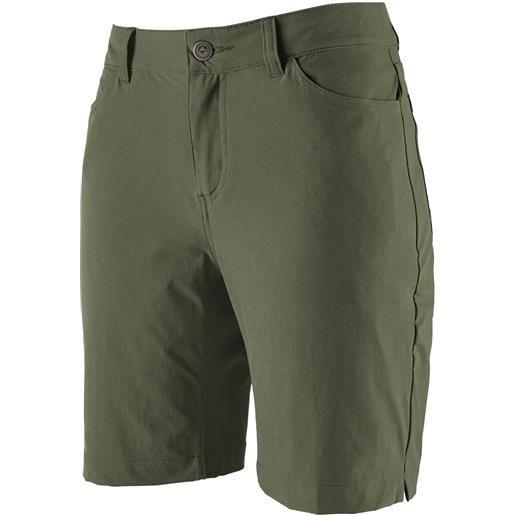 Patagonia w's skyline traveler shorts pantaloni corti donna