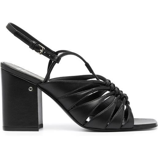 Laurence Dacade sandali con cinturino burma - nero