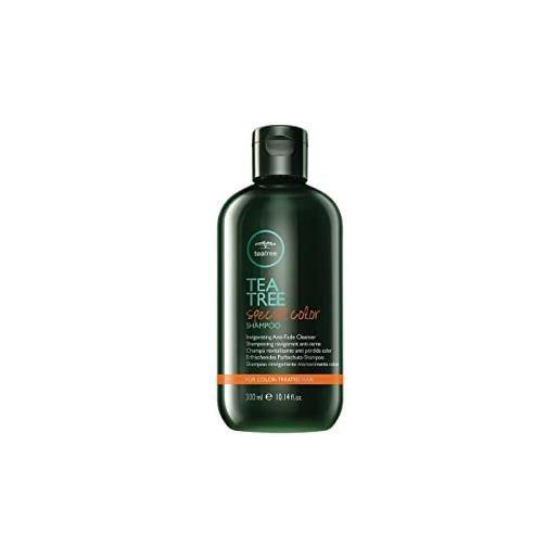 Paul Mitchell tea tree special color shampoo, 300 ml