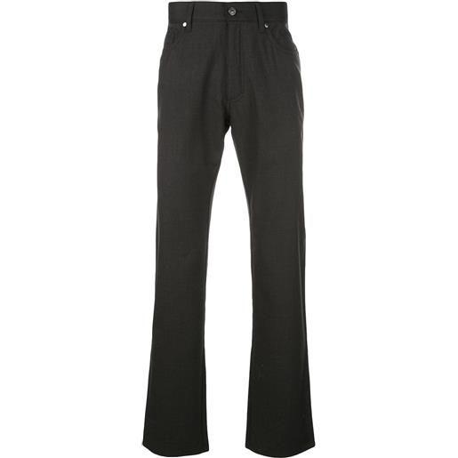 Ermenegildo Zegna pantaloni sartoriali - grigio