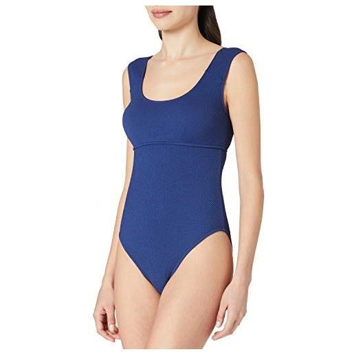 sloggi Shore vanuatu one piece costume intero, deep water, xl donna