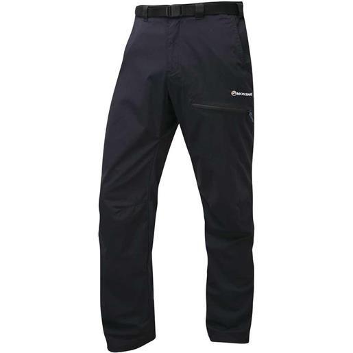 Montane pantaloni terra pack s black