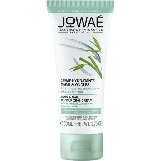 Jowae (ales Groupe Italia) jowae crema idratante mani e unghie 50 ml