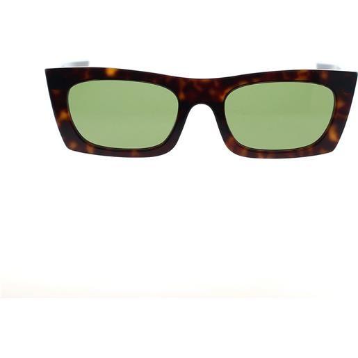Retrosuperfuture occhiali da sole retrosuperfuture fred green c3v