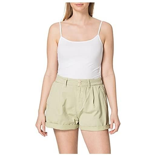 Pepe Jeans mamba short pantaloncini, 701palm green, 29 donna
