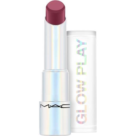 Mac - trattamenti labbra + primer - glow play lip balm