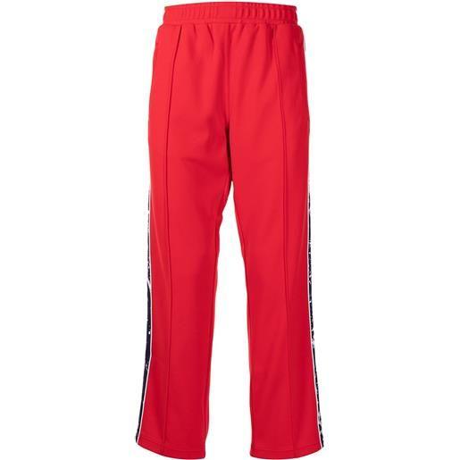Ports V pantaloni sportivi - rosso