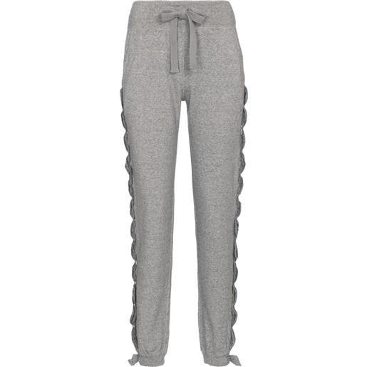 visvim pantaloni sportivi in cotone