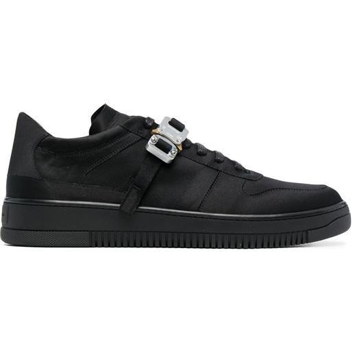 1017 ALYX 9SM sneakers con fibbia - nero