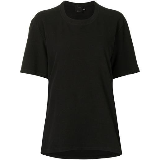 Proenza Schouler t-shirt - nero